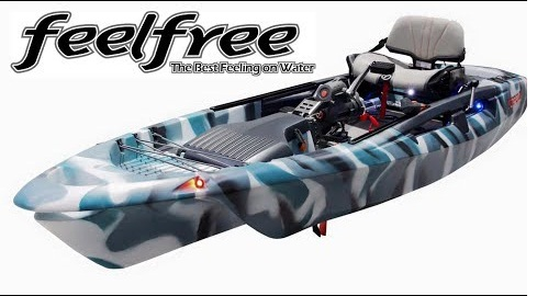 Ocean Kayak For Sale >> Dorado Kayak Overdrive Pedal/Motor System – FeelFree ...