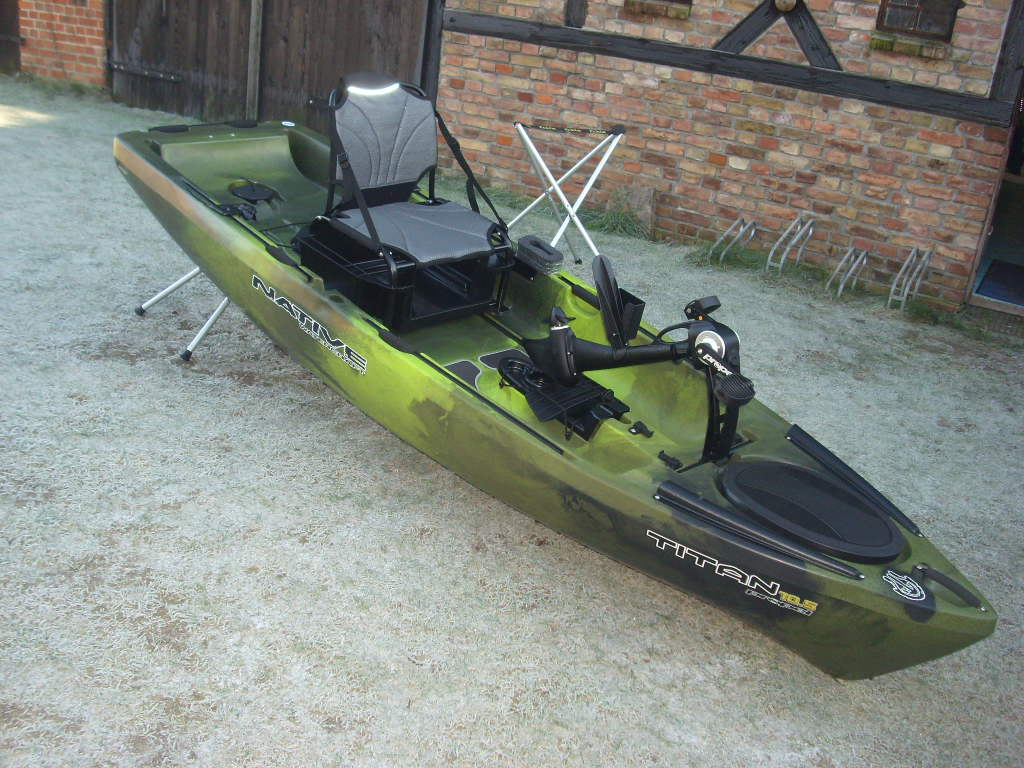 Titan 10 5 Propel Native Watercraft Paddel Store